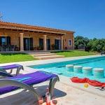 Ferienhaus Mallorca MA33183 - Liegen am Pool