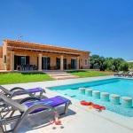 Ferienhaus Mallorca MA33183 - Poolterrasse mit Sonnenliegen