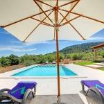 Ferienhaus Mallorca MA33183 - Sonnenschirm am Pool