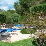 Ferienhaus Mallorca MA3879 Garten