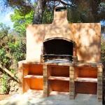 Ferienhaus Mallorca MA3879 Grill