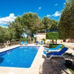 Ferienhaus Mallorca MA3879 Pool mit Sonnenliegen