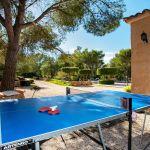 Ferienhaus Mallorca MA3879 Tischtennisplatte