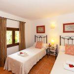 Ferienhaus Mallorca MA3879 Zweibettzimmer