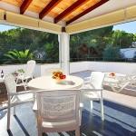 Ferienhaus Mallorca MA3880 - überdachte Terrasse (3)