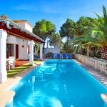 Ferienhaus Mallorca MA3880 - Blick auf Pool