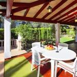 Ferienhaus Mallorca MA3880 - Gartentisch