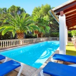 Ferienhaus Mallorca MA3880 - Liegen am Pool