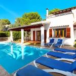 Ferienhaus Mallorca MA3880 Poolterrasse