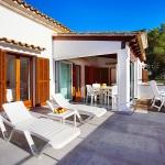 Ferienhaus Mallorca MA3880 - Terrasse