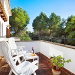 Ferienhaus Mallorca MA3880 - Terrasse mit Gartenmöbel