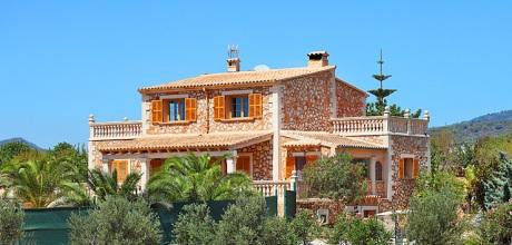 Komfort Ferienhaus S'Horta 3890 mit Pool, Grundstück 9.000qm, Wohnfläche 230qm. An- und Abreisetag Samstag.