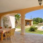 Ferienhaus Mallorca MA3941 - überdacht Terrasse