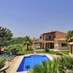 Ferienhaus Mallorca MA3941 - Blick auf das Grundstück