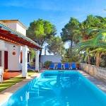 Ferienhaus Mallorca mit Pool MA3880