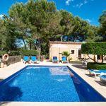 Ferienhaus Mallorca mit Swimmingpool MA3879