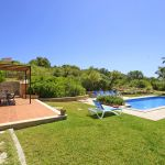 Finca Mallorca MA3928 Swimmingpool im Garten
