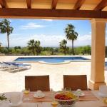 Mallorca Ferienhaus MA3925 Blick auf den Pool
