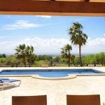 Mallorca Ferienhaus MA3925 Blick bis zum Meer