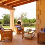 Mallorca Ferienhaus MA3925 Sitzecke auf der Terrasse