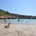 Mallorca Strand Cala Sa Nau
