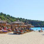 Mallorca Strand von Cala Sa Nau