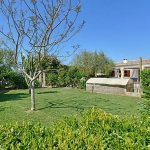 Ferienhaus Mallorca MA3565 - Rasenfläche im Garten