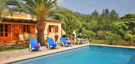 Mallorca Nordküste – Ferienhaus Pollensa 3784 mit Pool für 5 Personen, Strand 5km. Wechseltag vom 04.07.-28.08.20 ist Samstag, Nebensaison flexibel.