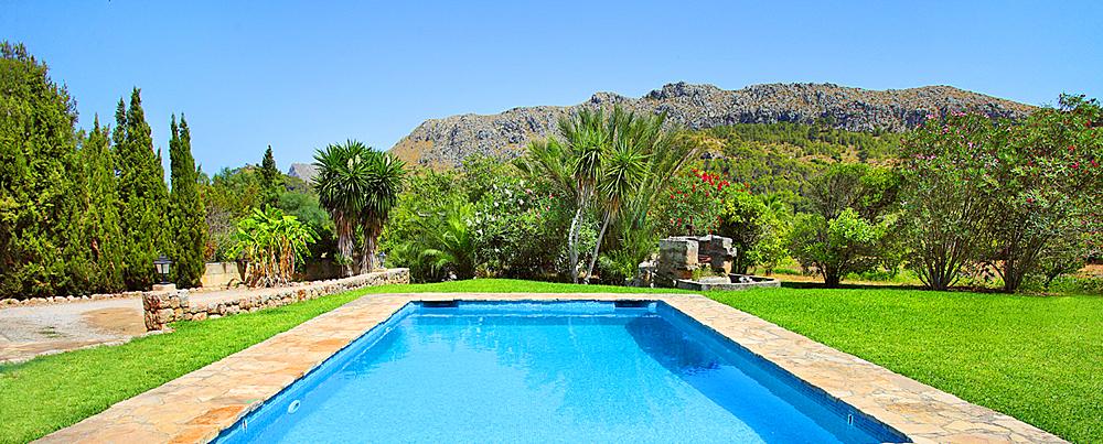 Ferienhaus Mallorca Pool MA3560