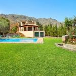 Ferienhaus Mallorca mit Pool und Garten 3560