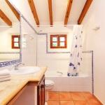 Finca Mallorca 3560 - Badezimmer