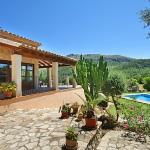 Finca Mallorca 3560 - Blick auf den Pool