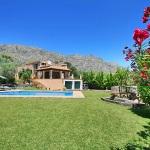 Finca Mallorca 3560 - Garten mit Pool