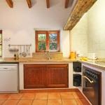 Finca Mallorca 3560 - Küche