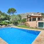 Finca Mallorca 3560 - Poolbereich