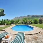 Finca Mallorca 3560 - Sonnenliegen