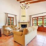 Finca Mallorca 3560 - Wohnbereich