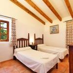 Finca Mallorca 3560 - Zweibettzimmer