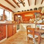 Finca Mallorca MA3530 Küche