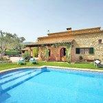 Finca Mallorca MA3530 Pool mit Treppe