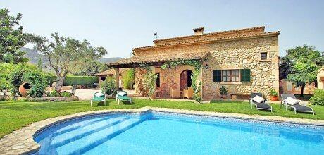 Mallorca Nordküste – Komfort Finca Pollensa MA3530 mit Pool, Strand 4,2km, Grundstück 2.000qm, Wohnfläche 164qm. An- und Abreisetag vom 03.07- bis 02.10.2021 nur Samstag, restliche Zeit auf Anfrage flexibel mit einer Mindestmietzeit von 5 Tagen.