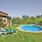 Finca Mallorca MA3530 Sonnenliegen am Pool
