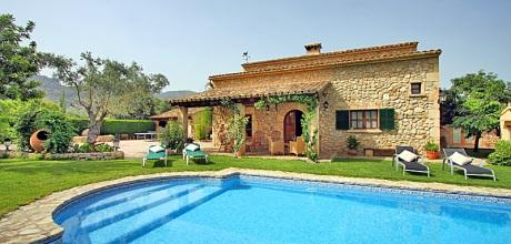 Mallorca Nordküste – Komfort Finca Pollensa MA3530 mit Pool, Strand 4,2km, Grundstück 2.000qm, Wohnfläche 164qm. An- und Abreisetag nur Samstag. – 2018 jetzt buchen!