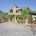 Finca Mallorca MA3530 Terrassen am Haus