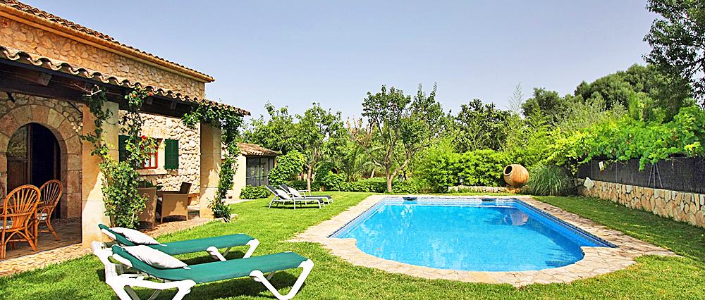Finca Mallorca mit Pool MA3530
