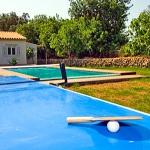 Ferienhaus Mallorca MA3442 - Tischtennisplatte