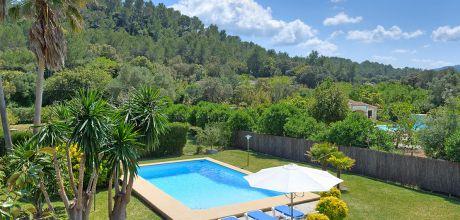 Mallorca Nordküste – Ferienhaus Cala San Vicente 3569 mit Pool für 6 Personen mieten, Strand 2,6km. Wechseltag flexibel auf Anfrage.