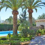 Ferienhaus Pollensa 3158 Garten mit Pool