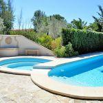 Ferienhaus Pollensa 3158 Pool und Whirlpool