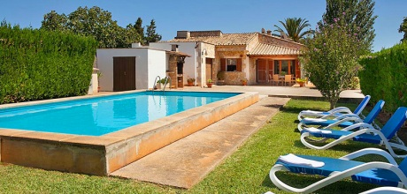Mallorca Nordküste – Ferienhaus Pollensa 3497 mit Pool und Internet, Strand 3,5km. Vom 04.07. – 28.08.20 Wechseltag Samstag, Rest flexibel – Mindestmietzeit 1 Woche.